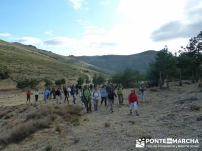 Pico Perdiguera, trekking en madrid; los galayos gredos